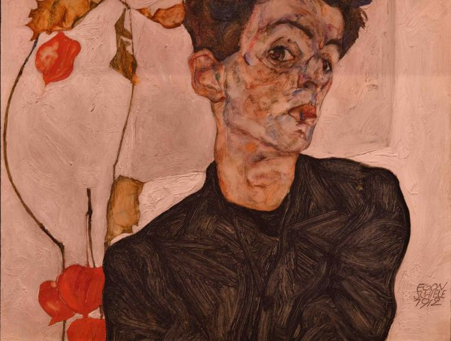EGON SCHIELE ALLA FONDATION LOUIS VUITTON