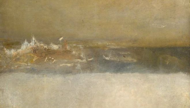 "Ruskin, Turner e ""The Harbours of England"""