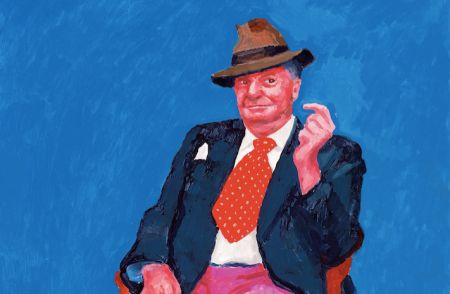 VENEZIA: David Hockney, 82 ritratti e una natura morta